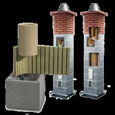 Дымоходы «SCHIEDEL»керамические (Германия)